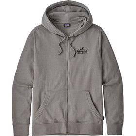 Patagonia Fitz Roy Scope Lightweight Veste à capuche Zip Homme, feather grey